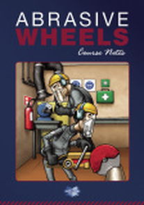 Abrasive wheels safety guide book £3.90